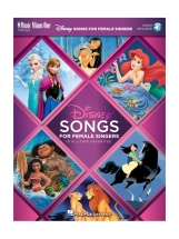 Disney Songs For Female Singers : 10 All Time Favorites + Audio