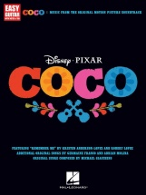 Disney Pixar - Coco - Easy Guitar