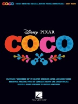 Disney Pixar - Coco - Easy Piano