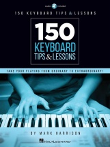 Harrison Mark - 150 Keyboard Tips and Lessons