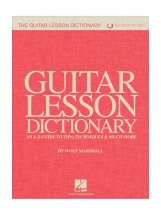 Marshall Wolf - Guitar Lesson Dictionary