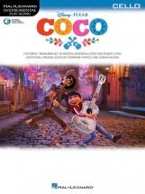 Disney Pixar - Coco - Violoncelle