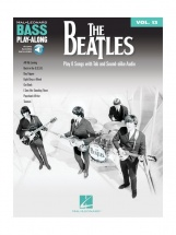 The Beatles Bass Play Along Vol.13