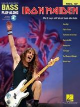 Iron Maiden - Bass Play Along Vol.57