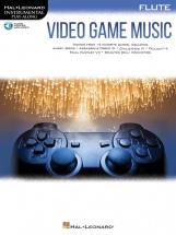Video Game Music - Flute + Audio Online