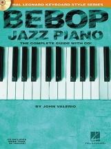 Bebop Jazz Piano + Cd - Piano Solo
