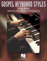 Harrison Mark - Gospel Keyboard Styles - Piano Solo