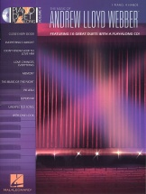 Piano Duet Play-along Volume 4 - Music Of Andrew Lloyd Webber + Cd - Piano Solo