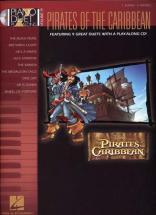 Klose Carol - Piano Duet Play Along Vol.19 - Pirates Of The Caribbean + Cd