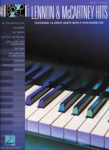 Lennon & Mccartney - Piano Duet Play Along Vol.39 + Cd