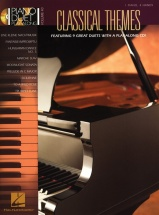 Piano Duet Play Along Volume 40 Classical Themes + Cd - Piano Duet