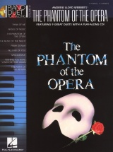 Piano Duet Play-along Volume 41 Phantom Of The Opera + Cd - Piano Duet