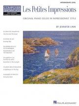 Composer Showcase Jennifer Linn Les Petites Impressions - Piano Solo