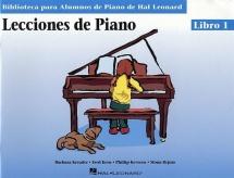 Lecciones De Piano Libro 1 - Piano Solo