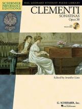 Linn Jennifer - Muzio Clementi - Sonatinas Opus 36 - Piano Solo