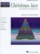 Composer Showcase Christmas Jazz - Piano Solo