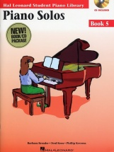 Student Piano Library Piano Solos Book 5 + Cd - Piano Solo