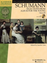 Linn Jennifer - Schumann - Opus 68 - Selections From Album For The Young - Piano Solo