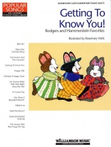Getting To Know You Rodgers And Hammerstein Favourites - Piano Solo