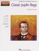 Classic Joplin Rags - Intermediate/late Intermediate Piano Solos - Piano Solo