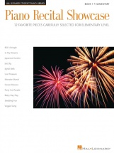 Piano Recital Showcase - Book One: Elementary Level