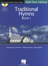Student Piano Library - Traditional Hymns Bk1 + Cd - Piano Solo
