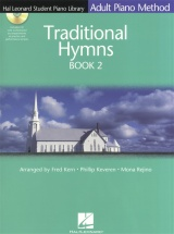Adult Piano Method Traditional Hymns Book 2 + Cd - Piano Solo