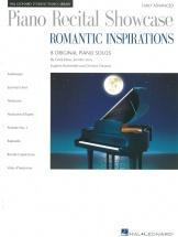 Student Piano Library - Romantic Inspirations 8 Solos- Piano Solo
