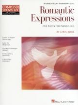 Carol Klose - Composer Showcase - Carol Klose - Romantic Expressions - Piano Solo