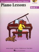 Student Piano Library -  Library Piano Lessons - Book 2 - Piano Solo