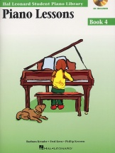 Student Piano Library Piano Lessons Book 4 - Piano Solo