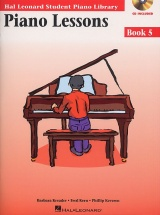 Student Piano Library Piano Lessons Book 5 - Piano Solo