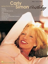 Selections From Carly Simon Anthology - Pvg