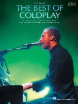 Coldplay - The Best Of Coldplay For Easy Piano