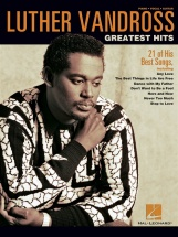 Luther Vandross - Greatest Hits Piano Vocal Guitar Songbook- Pvg