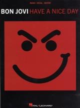 Bon Jovi Have A Nice Day - Pvg
