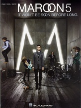 Maroon 5 - It Won't Be Soon Before Long - Pvg