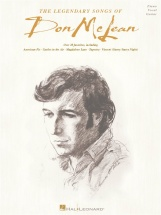 The Legendary Songs Of Don Mclean - Pvg