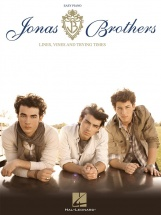Jonas Brothers Lines Vines And Trying Times Easy Piano - Piano Solo