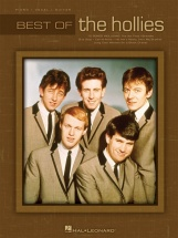 Best Of The Hollies Piano Vocal Guitar Songbook- Pvg