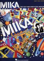 Mika - The Boy Who Knew Too Much - Pvg