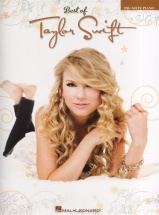 Best Of Taylor Swift Big Note - Piano Solo