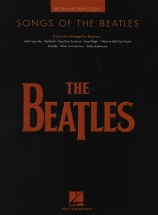 Songs Of The Beatles Beginner Piano Solo - Piano Solo