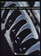 Nine Inch Nails Pretty Hate Machine Piano Vocal Guitar - Pvg