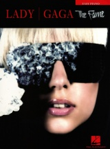 Lady Gaga The Fame Easy Piano - Piano Solo