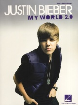 Bieber Justin - My World 2.0 Songbook - Pvg
