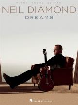 Diamond Neil Dreams Pvg Artist Songbook - Pvg