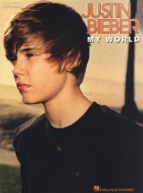 Bieber Justin My World Easy - Piano Solo