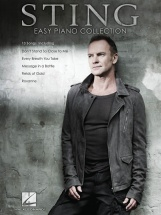 Sting Easy Piano Collection - Piano Solo