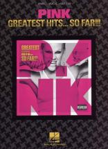 Pink - Greatest Hits... So Far - Pvg